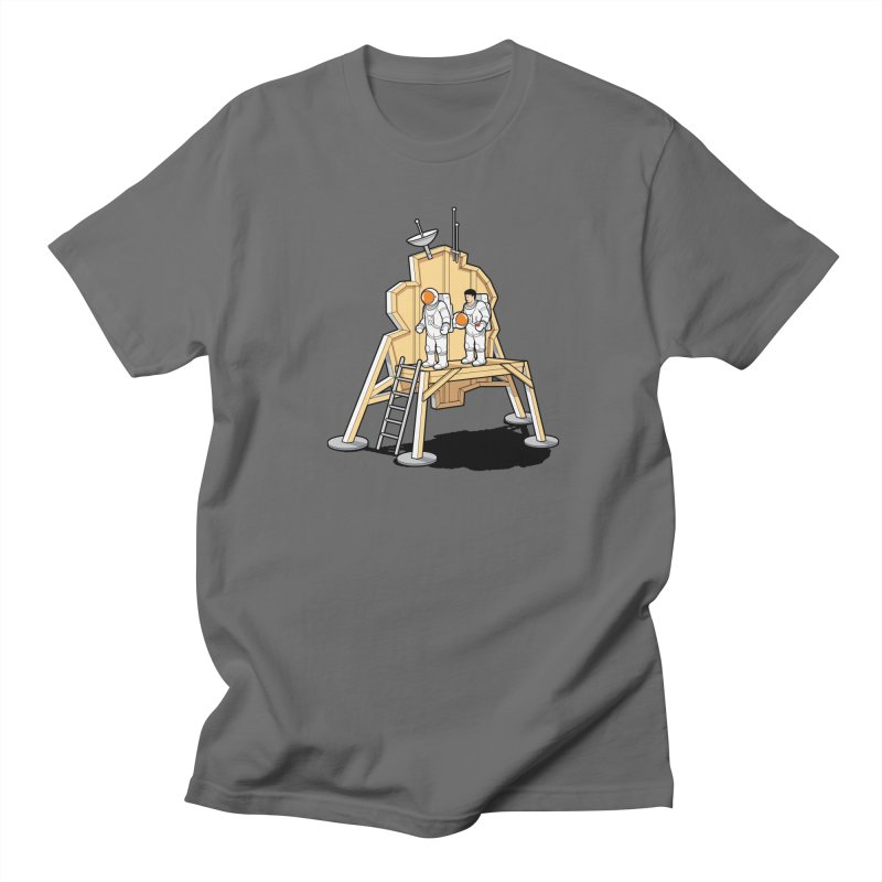 Lunar Studio Men's T-Shirt by Glennz