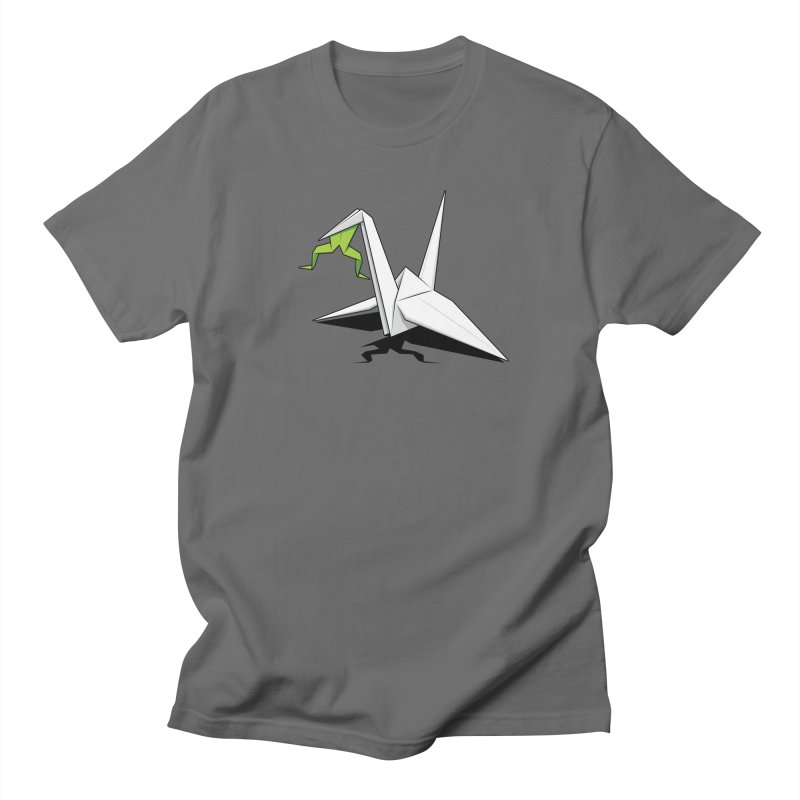 Paper Prey Men's T-Shirt by Glennz