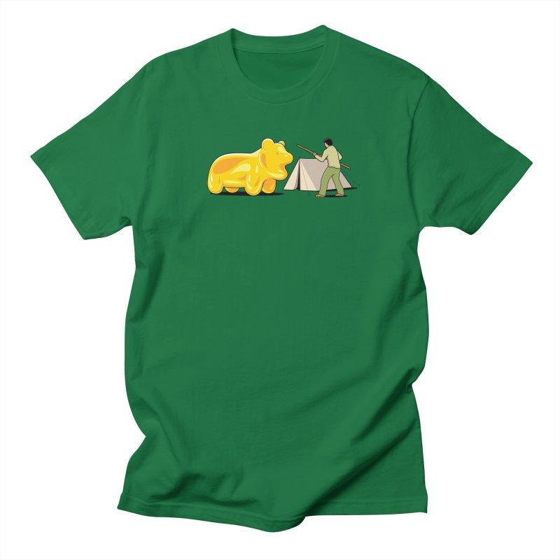 Wild Gummi Men's T-Shirt by Glennz