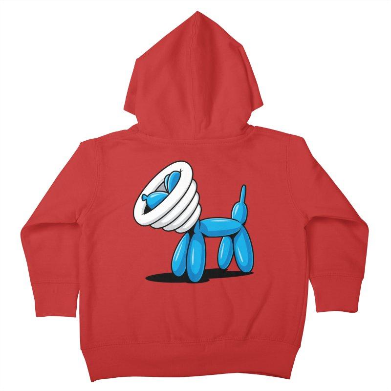 Scratchy Kids Toddler Zip-Up Hoody by Glennz