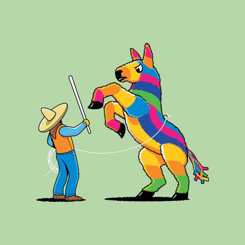 Wild Piñata Men's T-Shirt by Glennz