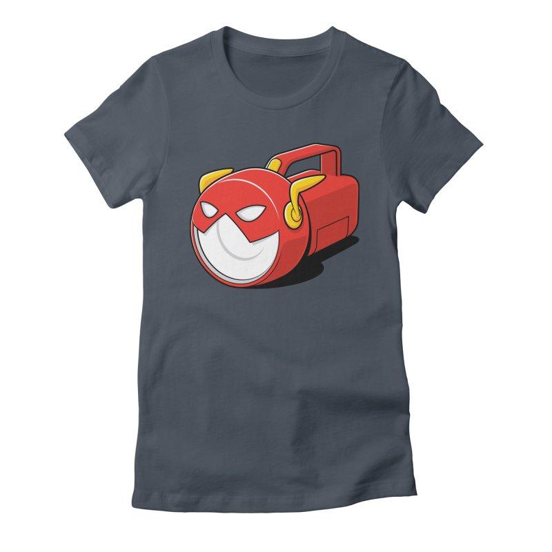 Flashlight Women's T-Shirt by Glennz