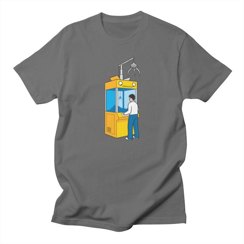 Crane Game Men's T-Shirt by Glennz