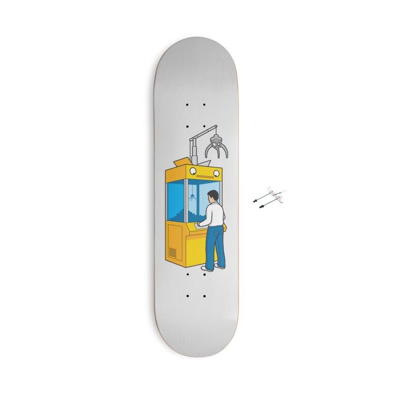 Crane Game Accessories Skateboard by Glennz