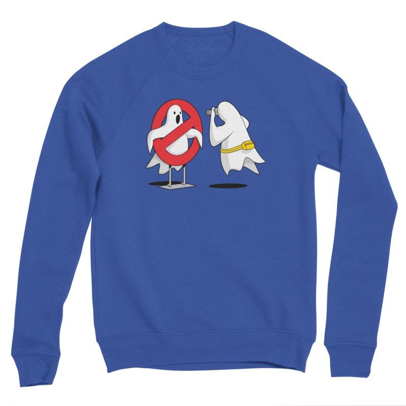 Ghost Tourists Men's Sweatshirt by Glennz