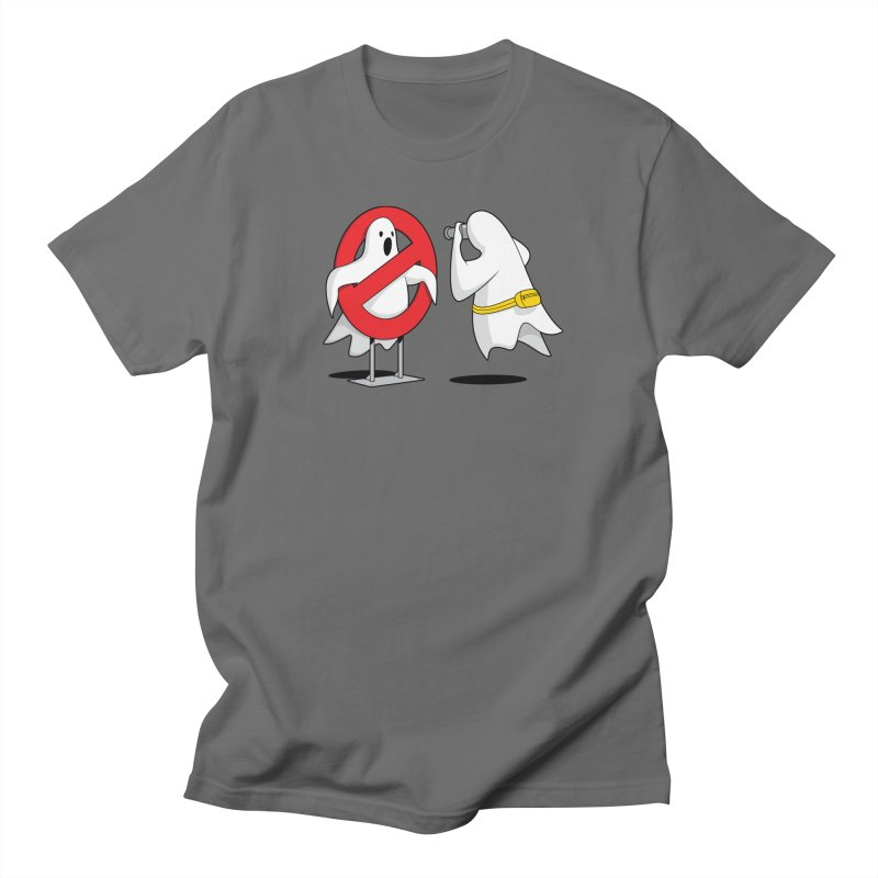 Ghost Tourists Men's T-Shirt by Glennz
