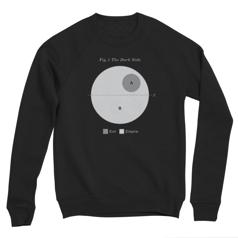 Simple Explanation Men's Sweatshirt by Glennz