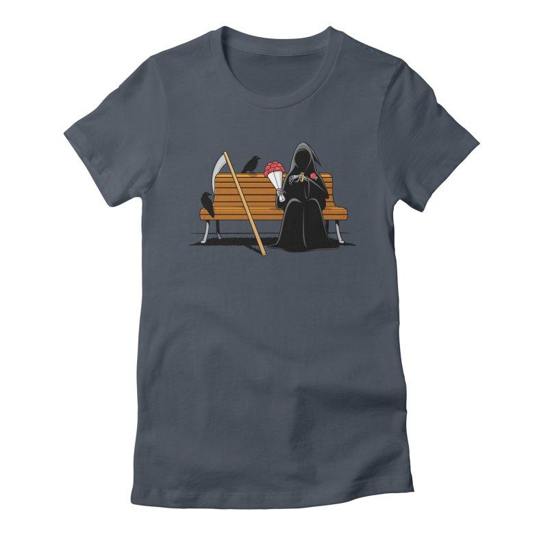 Blind Date Women's T-Shirt by Glennz