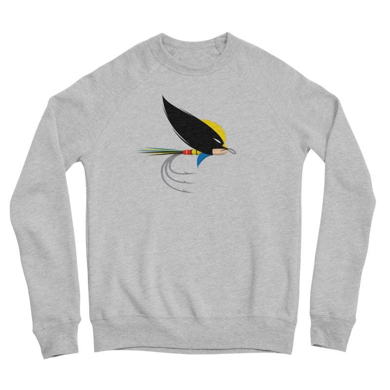 X-Fishing Men's Sweatshirt by Glennz