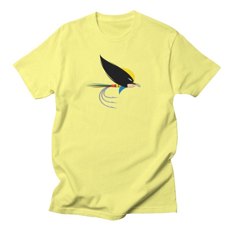 X-Fishing Men's T-Shirt by Glennz