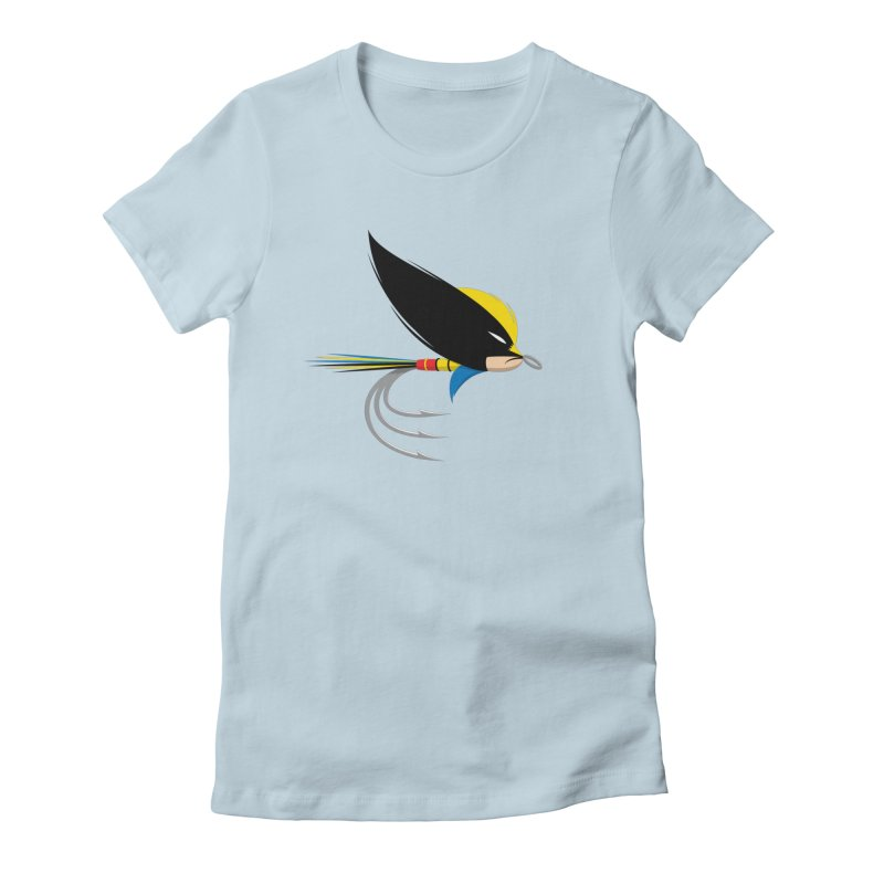 X-Fishing Women's T-Shirt by Glennz