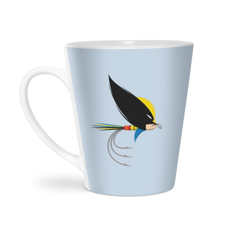 X-Fishing Accessories Mug by Glennz