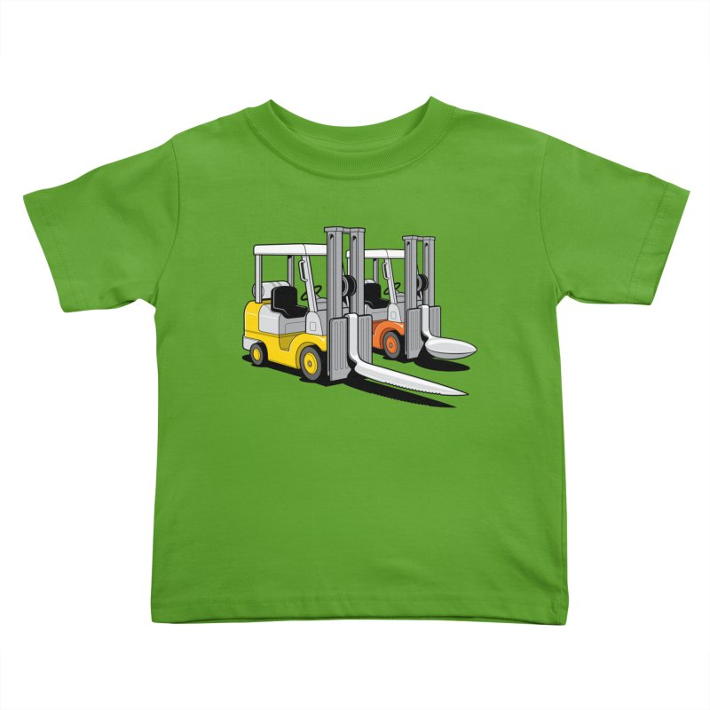 The Other Lifts Kids Toddler T-Shirt by Glennz