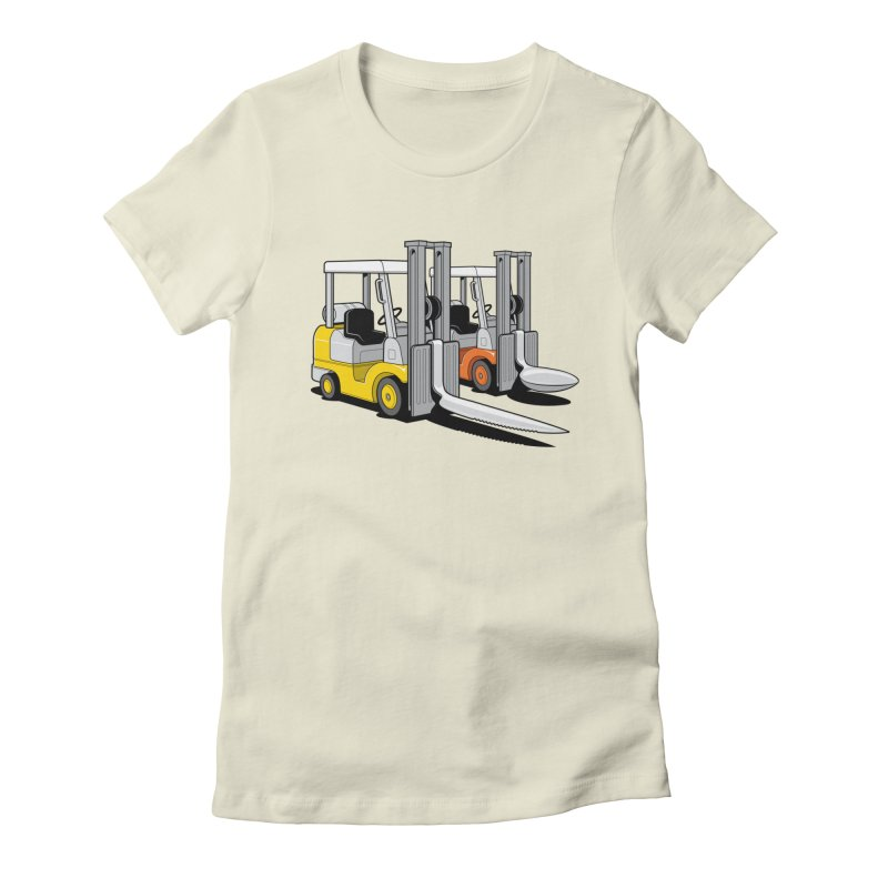 The Other Lifts Women's T-Shirt by Glennz