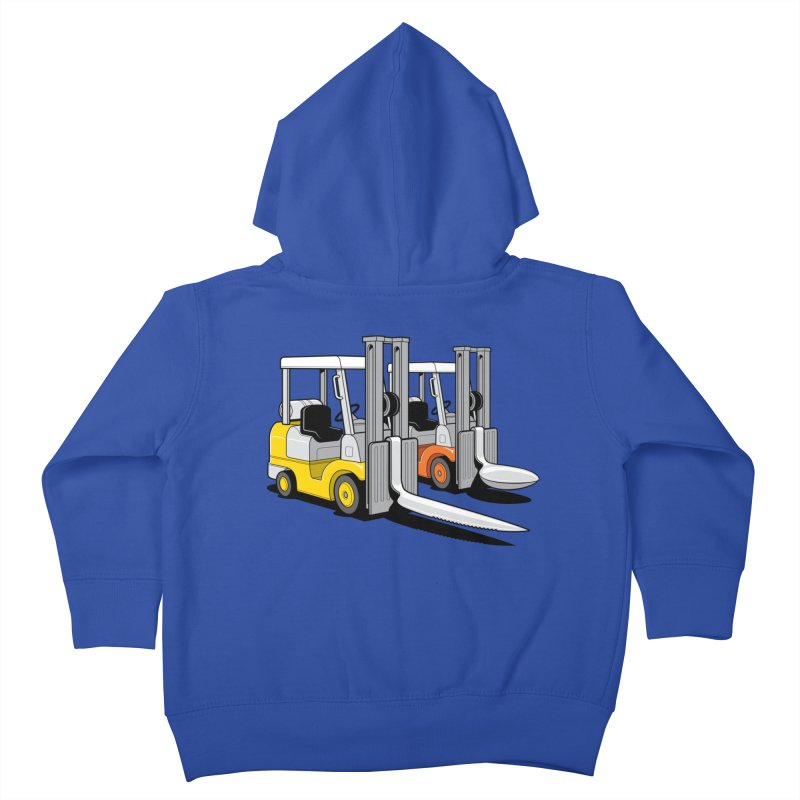 The Other Lifts Kids Toddler Zip-Up Hoody by Glennz