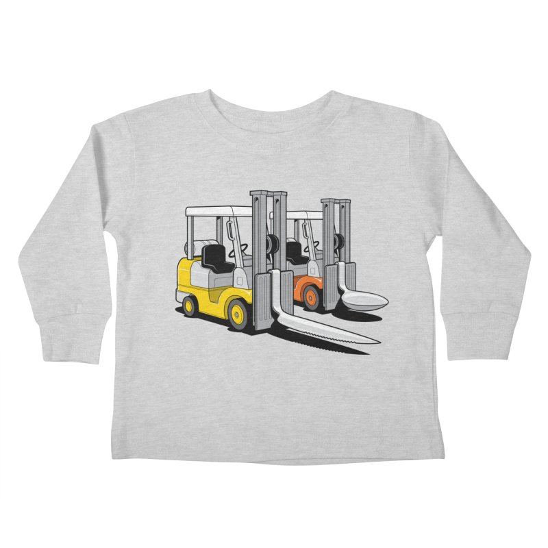 The Other Lifts Kids Toddler Longsleeve T-Shirt by Glennz