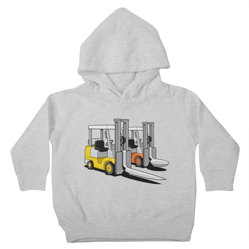The Other Lifts Kids Toddler Pullover Hoody by Glennz
