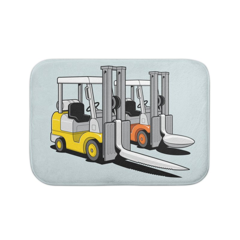 The Other Lifts Home Bath Mat by Glennz