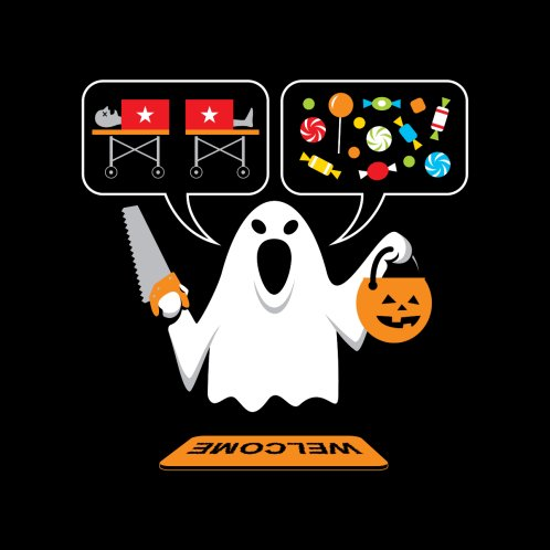 Design for Trick Or Treat