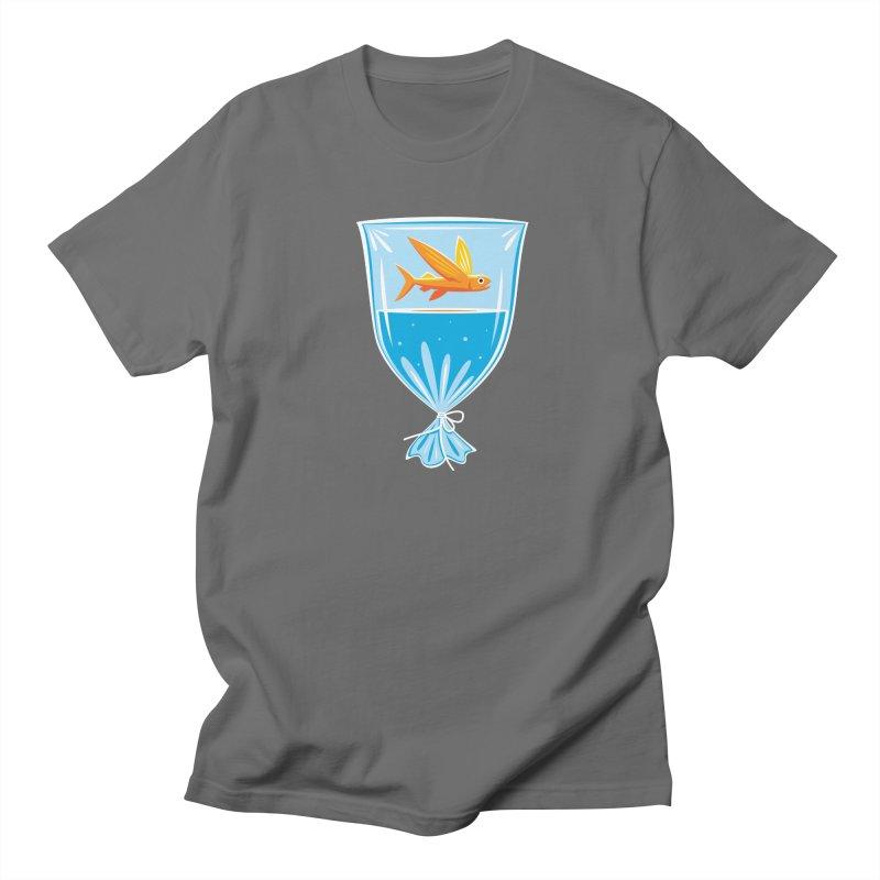 New Fish Men's T-Shirt by Glennz
