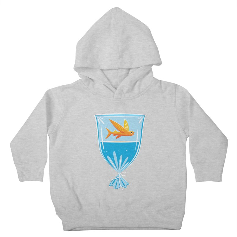 New Fish Kids Toddler Pullover Hoody by Glennz