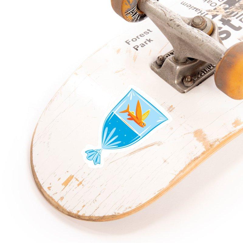 New Fish Accessories Sticker by Glennz