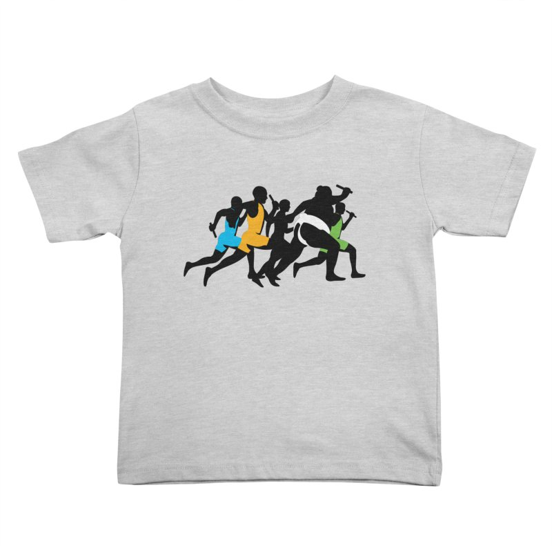 Go Japan! Kids Toddler T-Shirt by Glennz