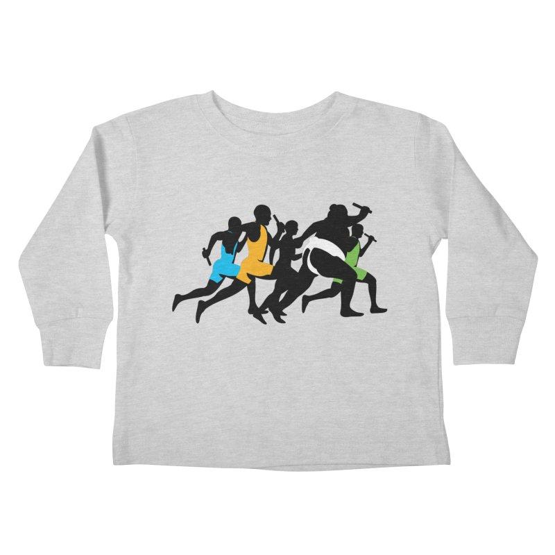 Go Japan! Kids Toddler Longsleeve T-Shirt by Glennz