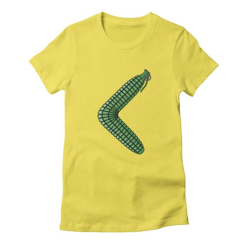 Grenaderang Women's T-Shirt by Glennz