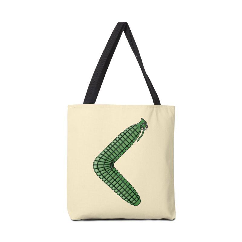 Grenaderang Accessories Bag by Glennz