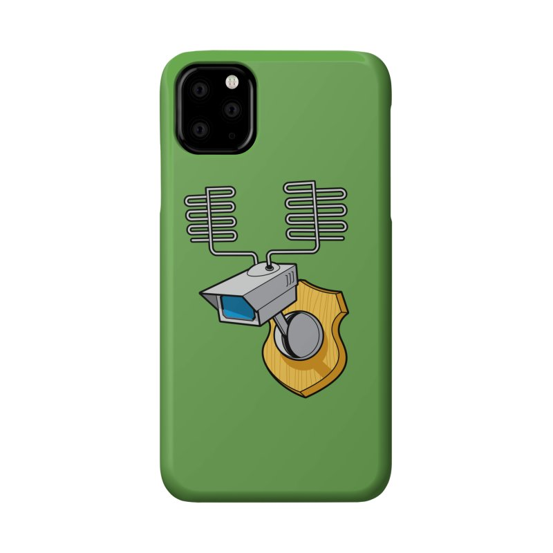 Inconspicuous Accessories Phone Case by Glennz