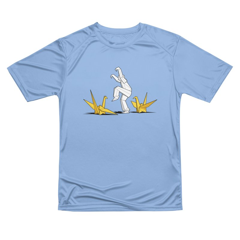 Paper Cranes Women's T-Shirt by Glennz