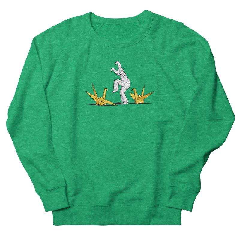 Paper Cranes Women's Sweatshirt by Glennz