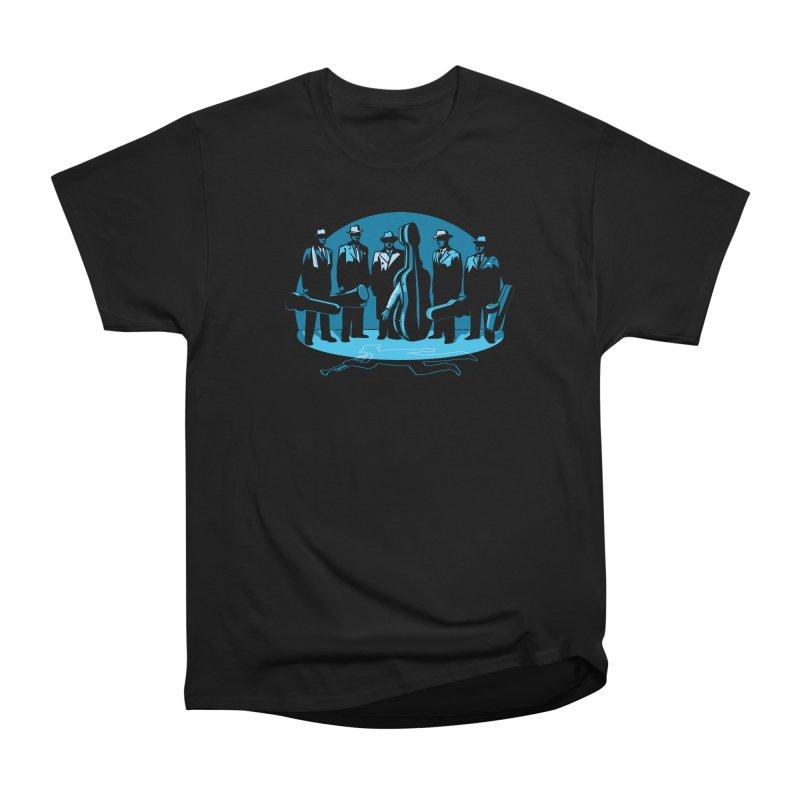 Mpb Musicians Men's T-Shirt by Glennz