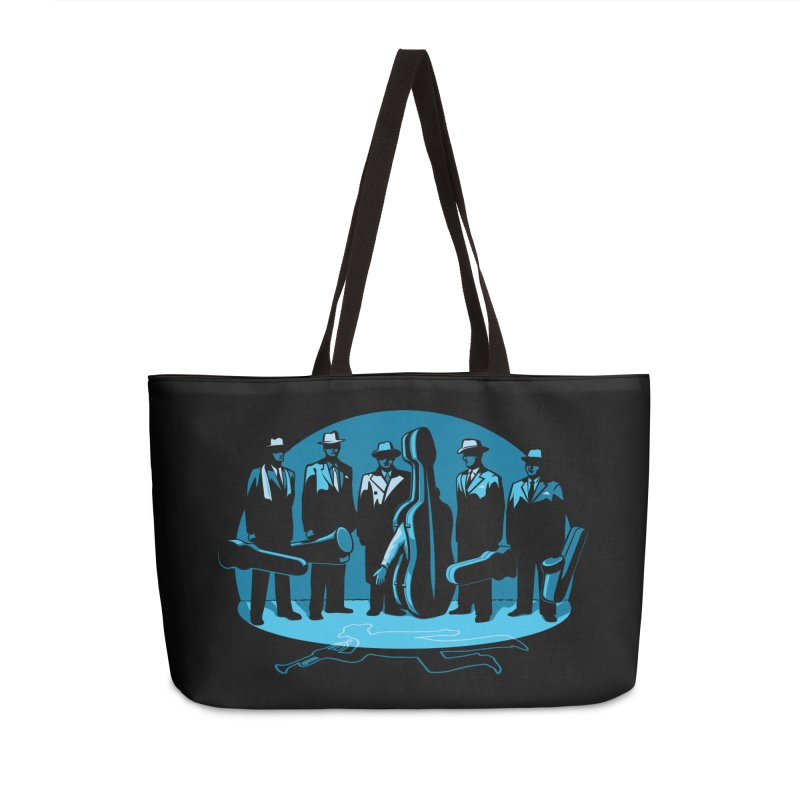 Mpb Musicians Accessories Bag by Glennz