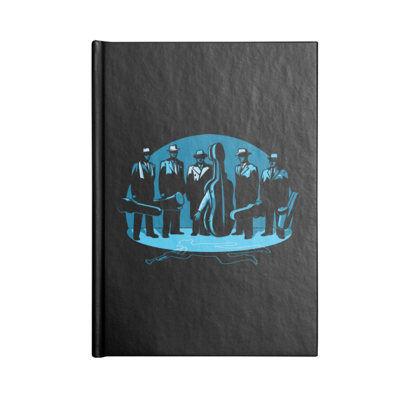 Mpb Musicians Accessories Notebook by Glennz
