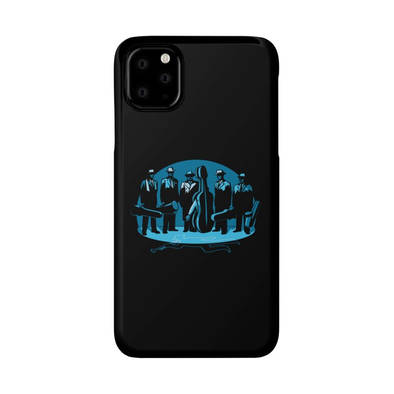 Mpb Musicians Accessories Phone Case by Glennz