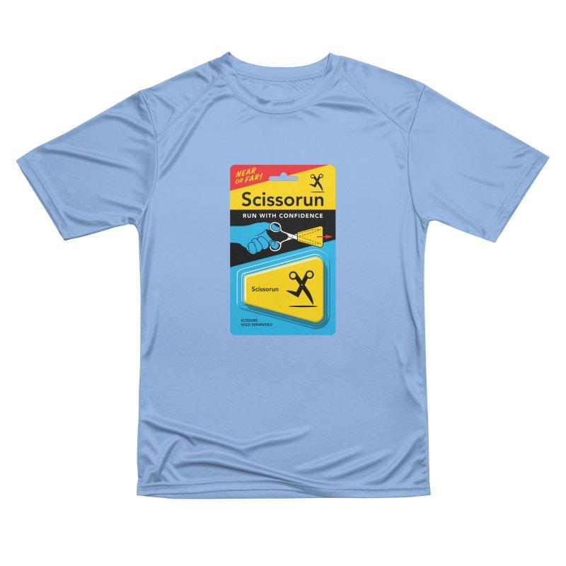 Scissorun Men's T-Shirt by Glennz