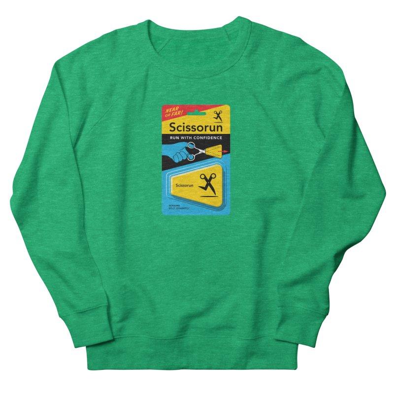 Scissorun Women's Sweatshirt by Glennz