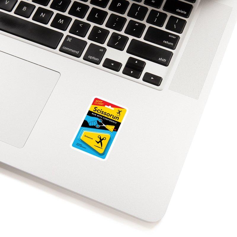 Scissorun Accessories Sticker by Glennz