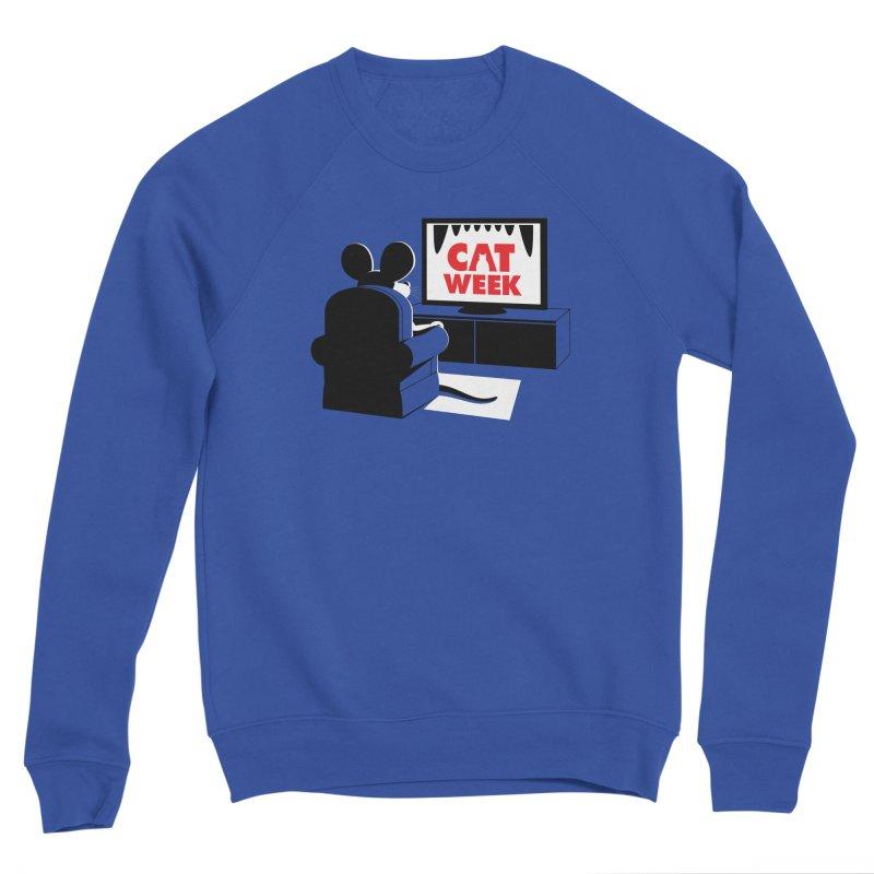 Terrifying Men's Sweatshirt by Glennz