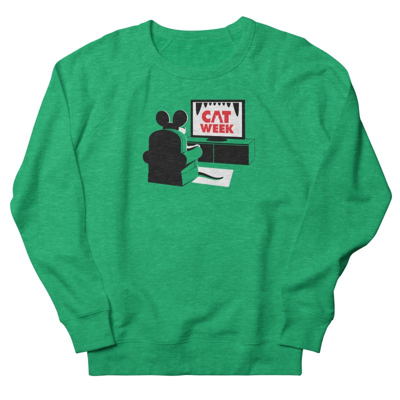 Terrifying Women's Sweatshirt by Glennz