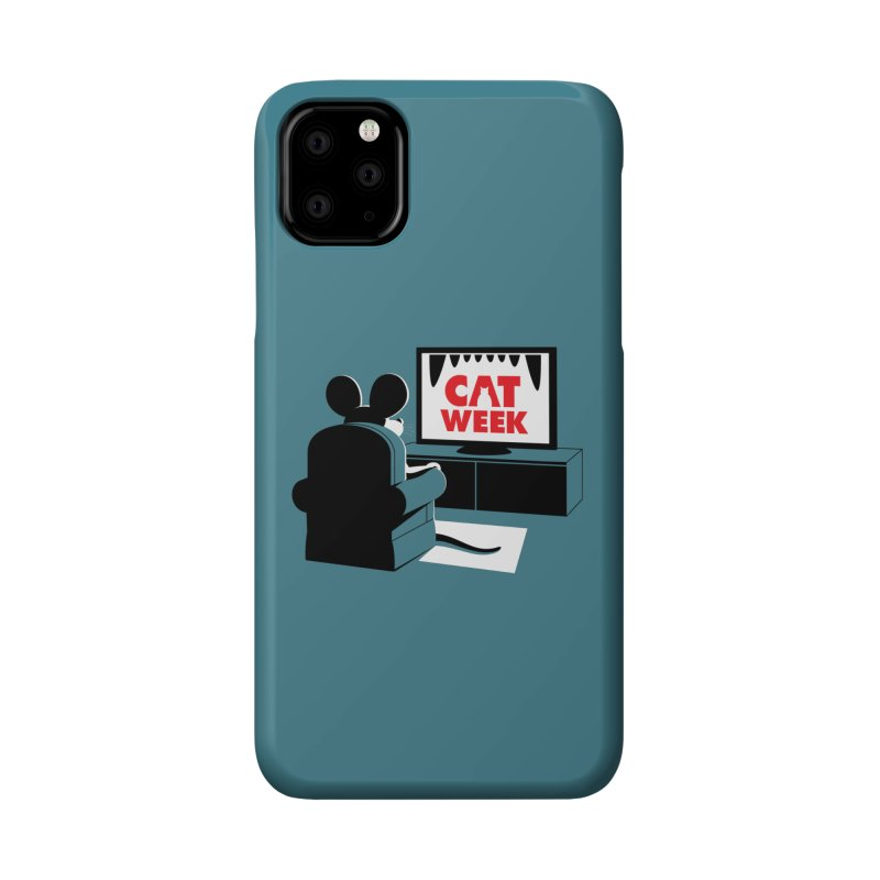 Terrifying Accessories Phone Case by Glennz