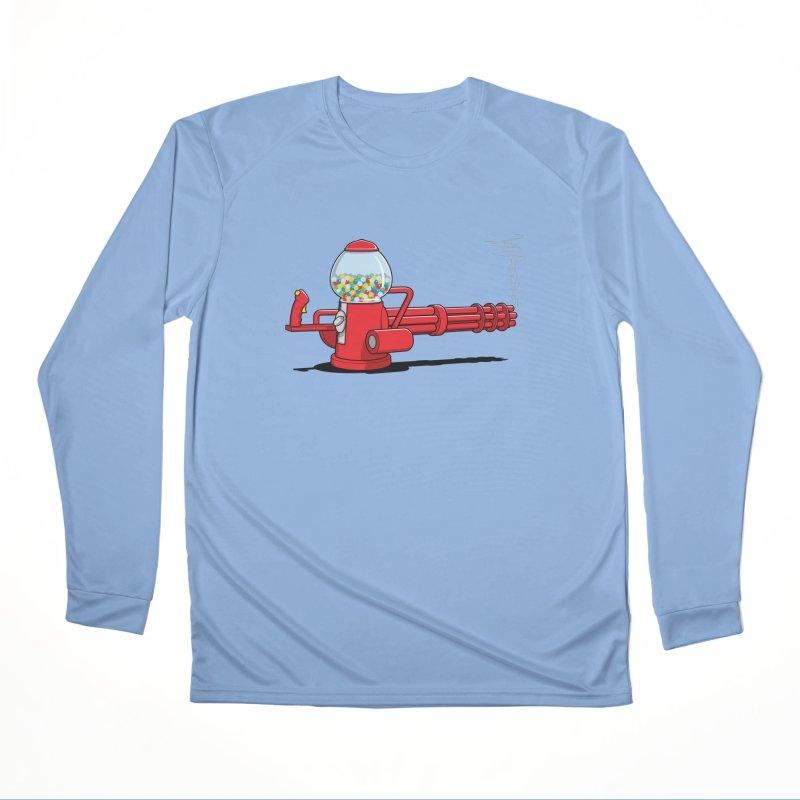 Gumball Machine Gun Women's Longsleeve T-Shirt by Glennz