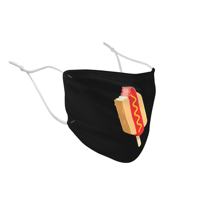 Cold Dog Accessories Face Mask by Glennz