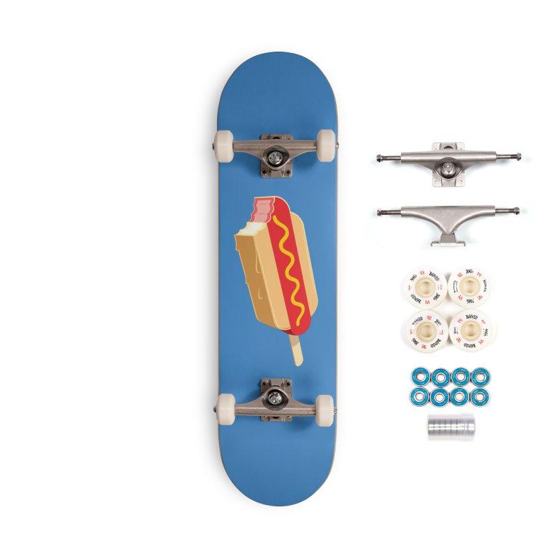 Cold Dog Accessories Skateboard by Glennz