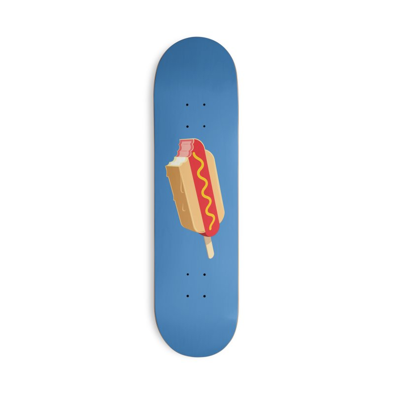 Cold Dog Accessories Skateboard by Glennz