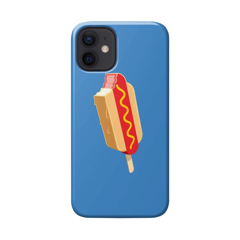 Cold Dog Accessories Phone Case by Glennz