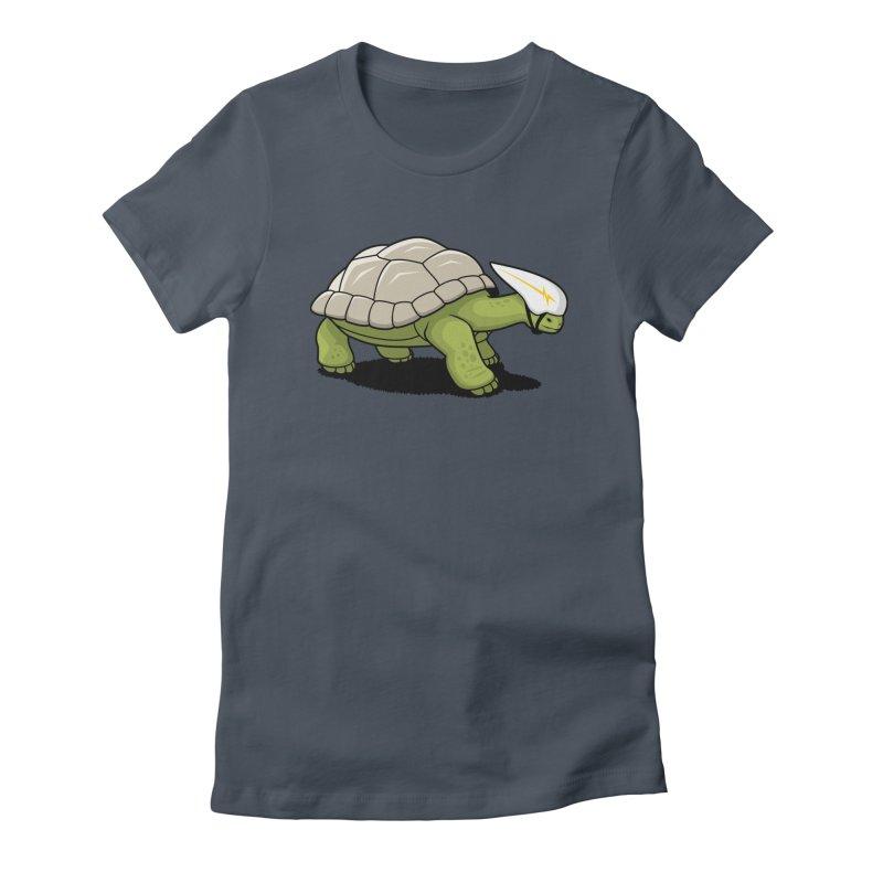 Faster Women's T-Shirt by Glennz