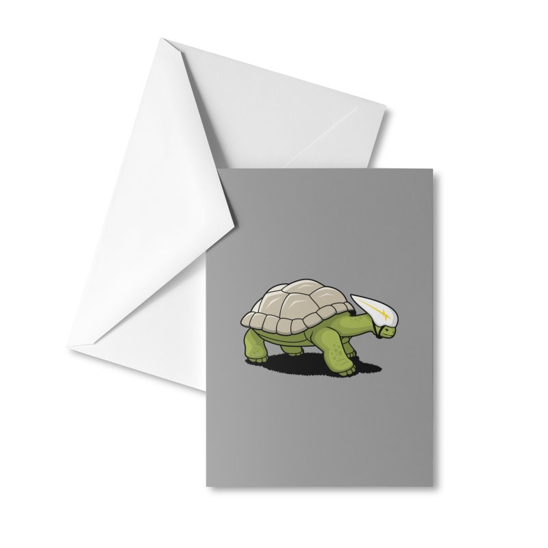 Faster Accessories Greeting Card by Glennz